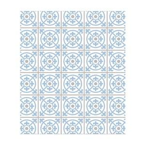 Szklana płyta na kuchenkę Wenko Tiles, 60x70 cm