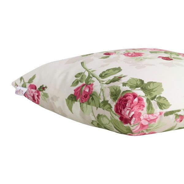 Poduszka z wypełnieniem Pink Roses