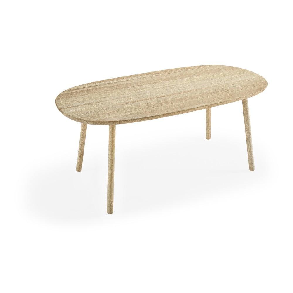 Stół z drewna jesionowego EMKO Naïve, 180x90 cm