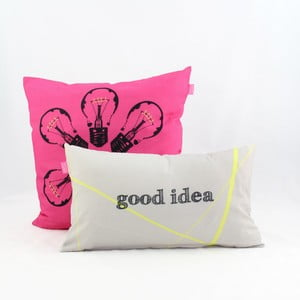 Zestaw 2 poszewek na poduszkę Good Idea