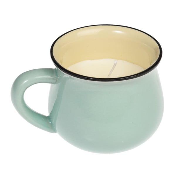 Niebieska świeczka o zapachu limonki i liścia laurowego Rex London Forties
