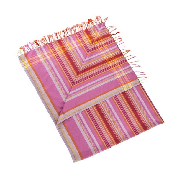 Ręcznik/pareo Purlen Pink, 100x178 cm