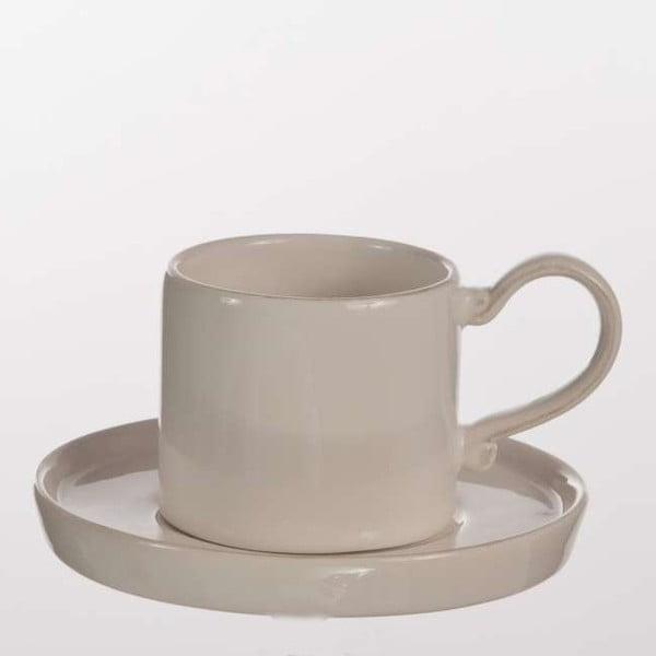 Kubek na cappuccino z podstawkiem Rialzati
