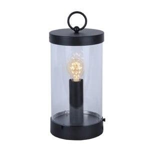 LED lampion Fux Black