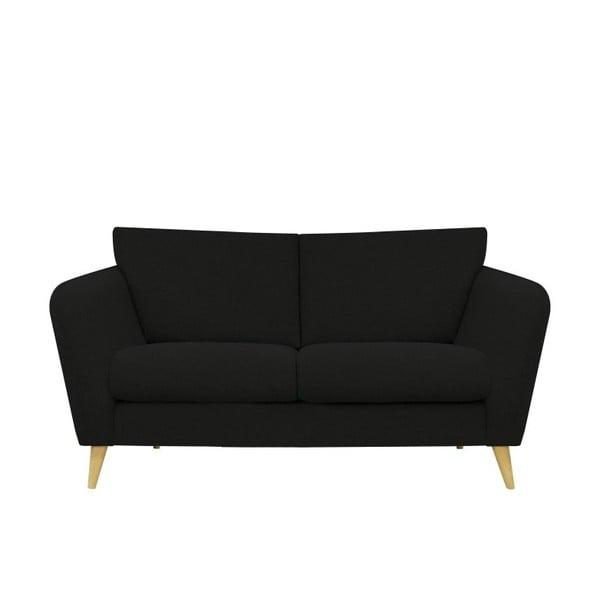 Ciemnoszara sofa 2-osobowa Helga Interiors Max