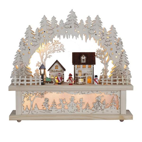 Dekoracja świecąca Best Season Village Candle