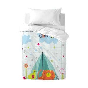 Bawełniana pościel dziecięca Baleno Happy Campers, 100x120 cm