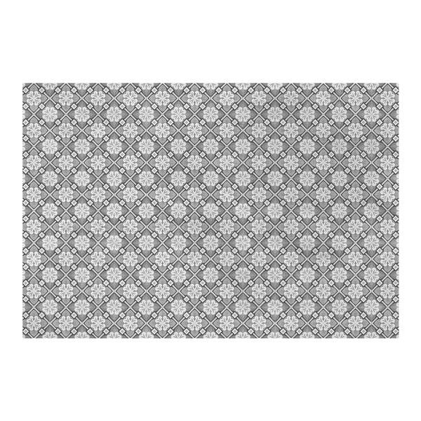 Dywan winylowy Orient Grey, 52x100 cm