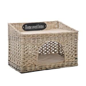 Koszyk dla kota Willow Rectangular