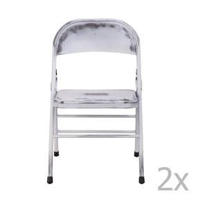 Białe krzesło Red Cartel Telma