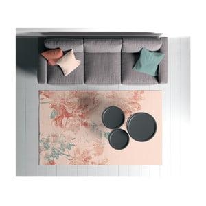 Różowy dywan Oyo home Suzzo Rosa, 100x150 cm