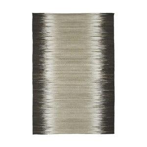 Wełniany dywan Izumi Black, 140x200 cm