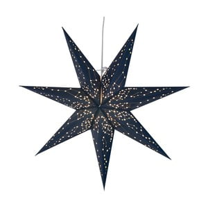 Niebieska gwiazda świecąca Best Season Paperstar Galaxy, 60 cm
