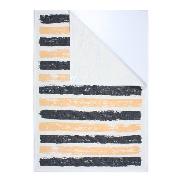 Dywan NW White/Black/Yellow, 160x230 cm