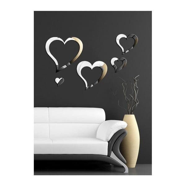 Lustro dekoracyjne Love You