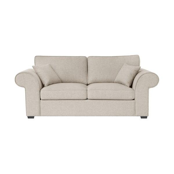 Kremowa rozkładana sofa 2-osobowa Jalouse Maison Ivy