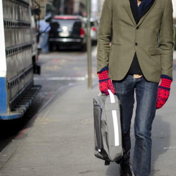 Plecak/torba R Bag 100, musztardowa