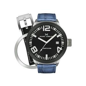 Zegarek męski Marc Coblen z dodatkowym paskiem i obręczą P18