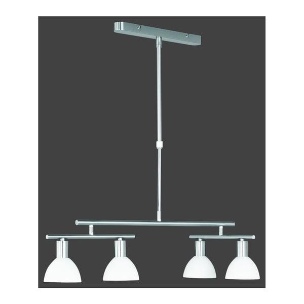 Lampa wisząca Dallas White Quatro