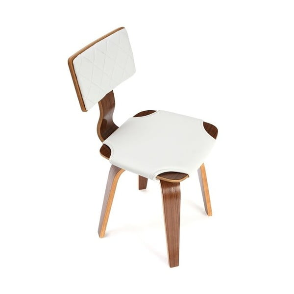 Krzesło White Walnut
