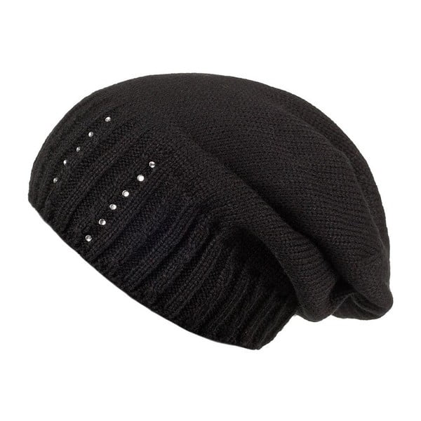 Czapka Amy Black