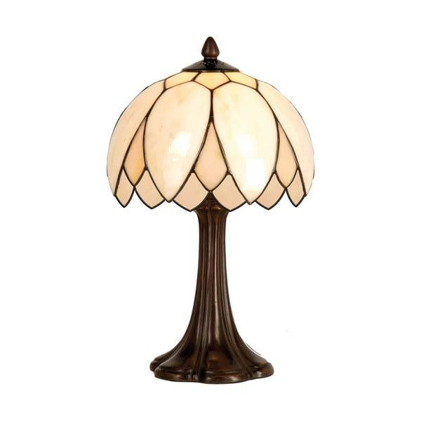 Lampa stołowa Tiffany Pearl Flower
