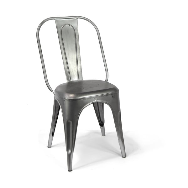 Metalowe krzesło Novita Smith