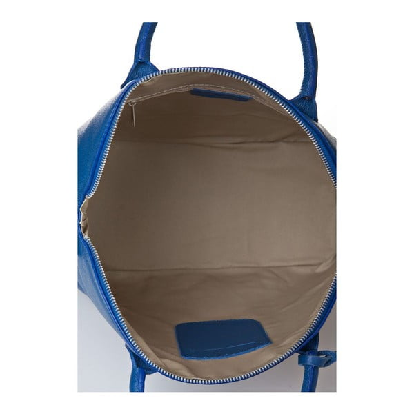 Skórzana torebka Costa Blue