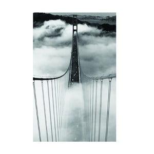Foto-obraz Golden Gate , 81x51 cm