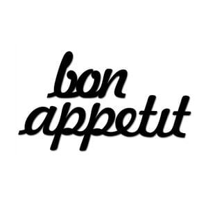 Naklejka na ścianę Dekosign Bon Apetit