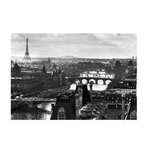 Foto-obraz Romantic Paris, 81x51 cm