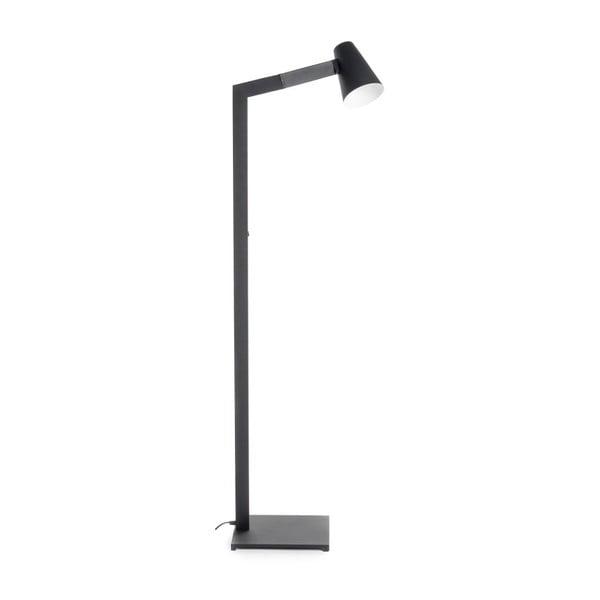Czarna lampa stojąca Design Twist Fahy