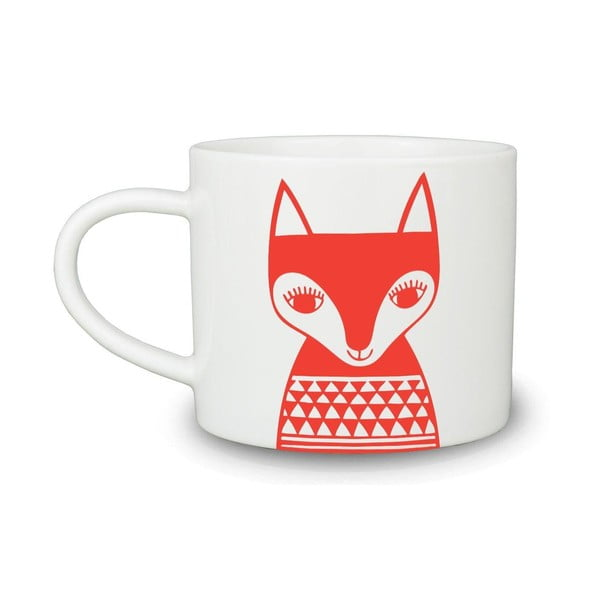 Kubek MAKE International Red Fox, 350 ml