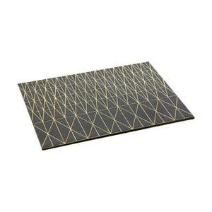 Zestaw 4 mat stołowych z geometrycznym wzorem Premier Housewares, 29x22 cm