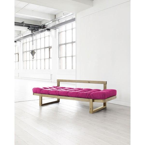 Sofa Karup Edge Honey/Pink