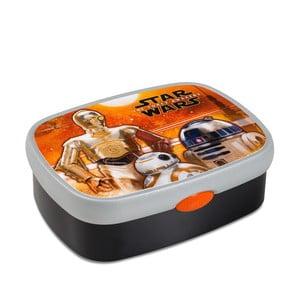 Dziecięce pudełko śniadaniowe Rosti Mepal Star Wars