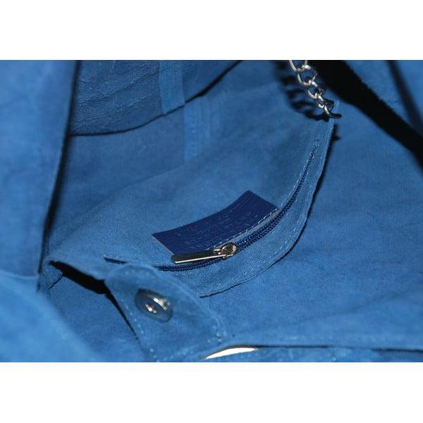 Skórzana torebka Blurisa Blue