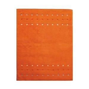 Dywanik łazienkowy Quatro Orange, 75x100 cm