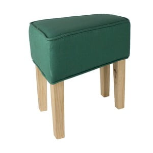 Taboret Quadri Green
