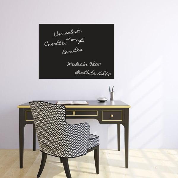 Naklejka - tablica do pisania Classic + biały flamaster