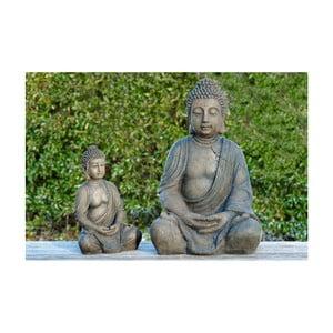 Zestaw 2 figurek Budda Boltze, wys. 30 cm
