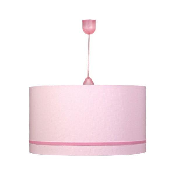 Lampa sufitowa Gold Inside Pink Velvet