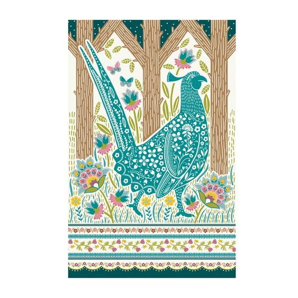 Ścierka kuchenna Woodland Pheasant
