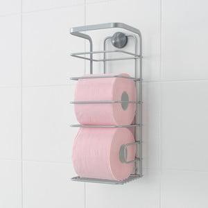 Naścienny stojak na papier toaletowy Viva!