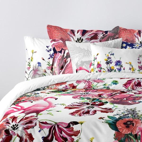 Zestaw 2 bawełnianych poszewek na poduszki HF Living Paradise 50x80 cm