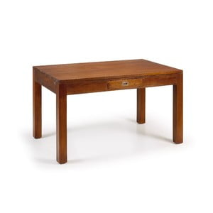 Stół do jadalni z drewna mahoniowego Moycor Flamingo