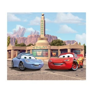 Foto zasłona AG Design Disney Auta V, 160x180cm
