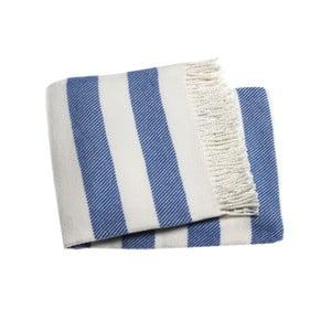 Intensywnie niebieski koc Euromant Candy, 140x180 cm