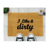 Wycieraczka Artsy Doormats I Like It Dirty, 40x60 cm