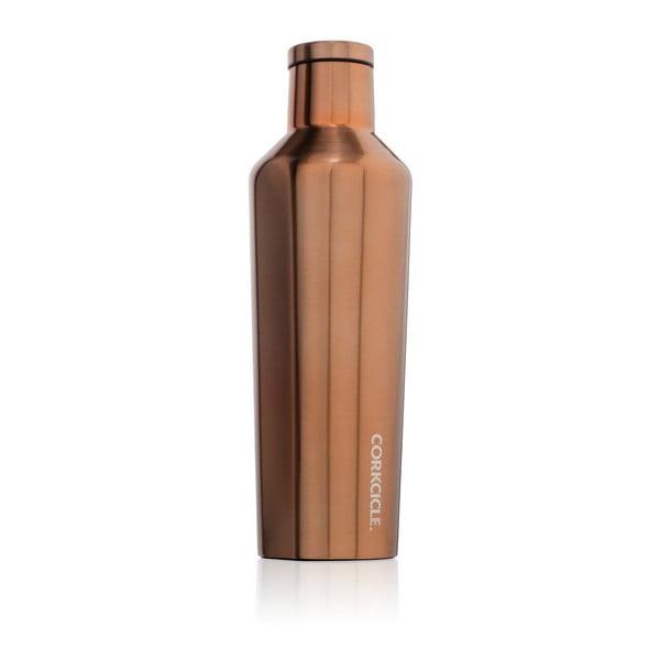 Miedziana   butelka termiczna Corkcicle Canteen, 470 ml